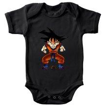 Body bébé  parodique Sangoku : Super Caca - Vol.1 (Parodie )