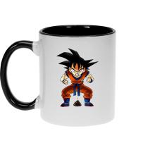 Mug  parodique Sangoku : Super Caca - Vol.1 (Parodie )