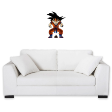 Décorations murales  parodique Sangoku : Super Caca - Vol.1 (Parodie )