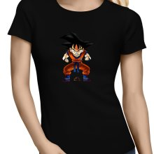 T-shirts Femmes  parodique Sangoku : Super Caca - Vol.1 (Parodie )