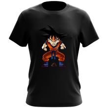 T-shirt  parodique Sangoku : Super Caca - Vol.1 (Parodie )