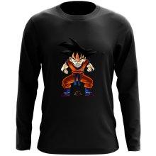 T-Shirt à manches longues  parodique Sangoku : Super Caca - Vol.1 (Parodie )