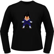T-Shirts à manches longues  parodique Végéta : Super Caca Vol.2 (Parodie )