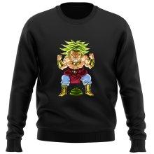 Funny Sweatshirts - Broly ( Parody)