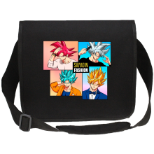 Sacs bandoulière Canvas  parodique Sangoku Super Saiyan God et Ultra Instinct : Super God Parodie (Parodie )