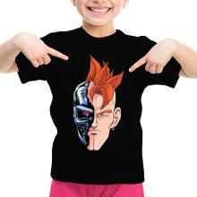 T-shirts  parodique C16 X Terminator : T-16 (Parodie )