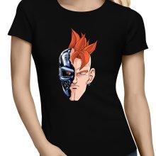 T-shirts Femmes  parodique C16 X Terminator : T-16 (Parodie )