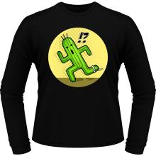 T-Shirts à manches longues  parodique Pampa : Tentative d