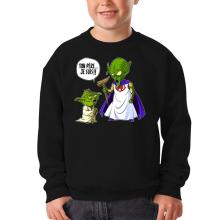 Sweat-shirts  parodique Yoda et le Tout Puissant : Ton père, je suis... !! (Parodie )
