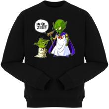 Pulls  parodique Yoda et le Tout Puissant : Ton père, je suis... !! (Parodie )