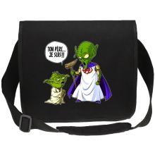 Sacs bandoulière Canvas  parodique Yoda et le Tout Puissant : Ton père, je suis... !! (Parodie )