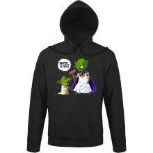Sweats à capuche  parodique Yoda et le Tout Puissant : Ton père, je suis... !! (Parodie )