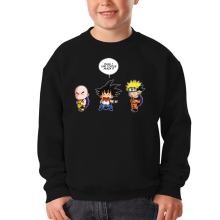 Sweat-shirts (French Days)  parodique Sangoku et Naruto : Tortue ninja !? (Parodie )