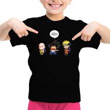 T-shirts (French Days)  parodique Sangoku et Naruto : Tortue ninja !? (Parodie )