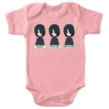 Body bébé (Filles)  parodique Sasuke Uchiwa : Toujours aussi expressif... (Parodie )