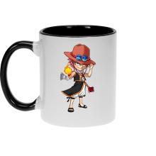 Mugs  parodique Ace et Natsu : L