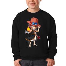 Sweat-shirts  parodique Ace et Natsu : L