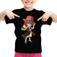 T-shirts  parodique Ace et Natsu : L