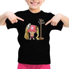 T-shirts  parodique Tony Tony Chopper : Un pirate complètement cintré.... :) (Parodie )