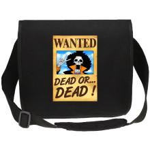 Sacs bandoulière Canvas  parodique Brook Wanted : Un Wanted qui tue !! YOHOHOHO !!! (Parodie )