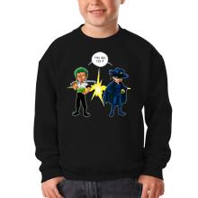 Sweat-shirts  parodique Zorro Roronoa : D