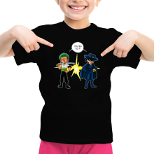 T-shirts (French Days)  parodique Zorro Roronoa : D