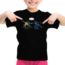 T-shirts  parodique Zoro Roronoa : D