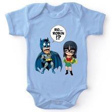 Bodys  parodique Batman et Robin : Une équipe de choc !! (Parodie )