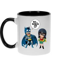 Mugs  parodique Batman et Robin : Une équipe de choc !! (Parodie )