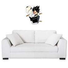 Décorations murales (French Days)  parodique Végéta de Dragon Ball Super et le Death Note : Une idée fixe... (Parodie )