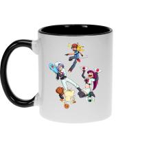 Mugs  parodique Pikachu, Sasha et la Team Rocket : Une partie de Poké-Ball :) (Parodie )