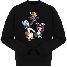 Pulls  parodique Pikachu, Sasha et la Team Rocket : Une partie de Poké-Ball :) (Parodie )