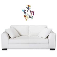 Décorations murales  parodique Pikachu, Sasha et la Team Rocket : Une partie de Poké-Ball :) (Parodie )