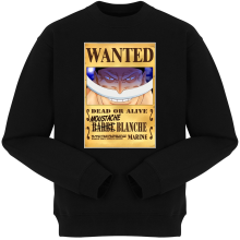 Pulls  parodique Edward Newgate - Barbe Blanche : Le Wanted secret... :) (Parodie )
