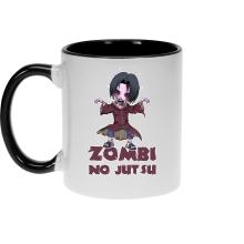 Mugs  parodique Itachi X Walking Dead : Zombi no Jutsu !! (Parodie )