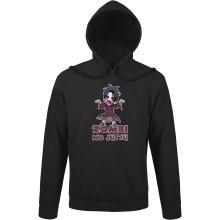 Sweats à capuche  parodique Itachi X Walking Dead : Zombi no Jutsu !! (Parodie )