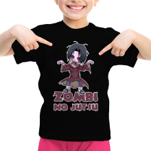 T-shirts  parodique Itachi X Walking Dead : Zombi no Jutsu !! (Parodie )